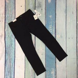 NEW Joe's Jeans Black Ultra Slim Fit Jegging 10